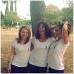 Anastasia, Nicoletta e Sara