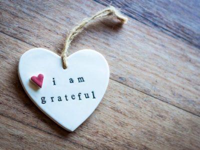 Coltivare la gratitudine per sentirsi meglio